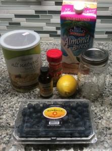 Oatmeal Items